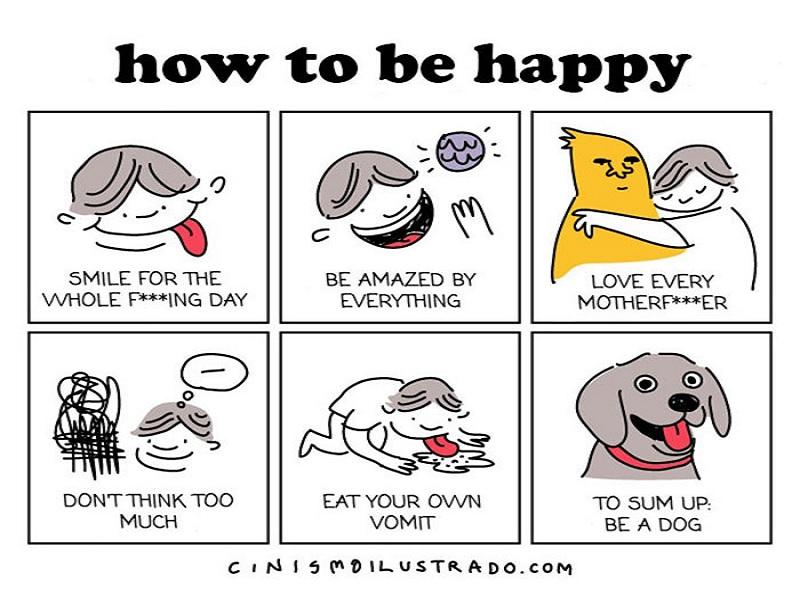 tips bahagia dari orang paling bahagia