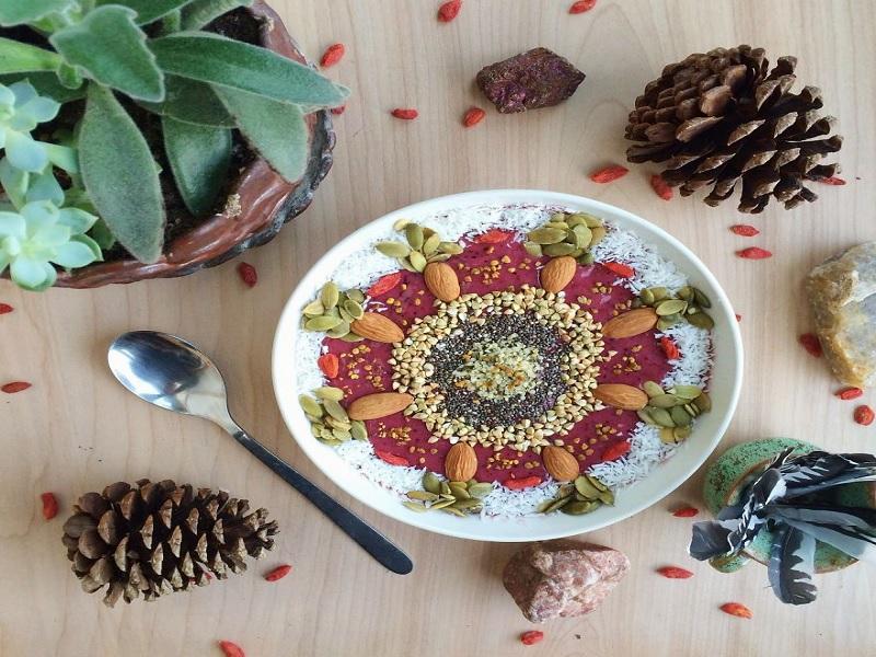tips makanan sehat dalam seni makanan mangkuk