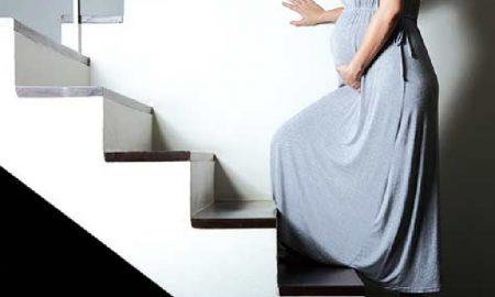 Alasan Mengapa Wanita Hamil Dilarang Naik Turun Tangga