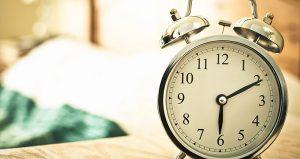 Biasakan Diri Bangun Pagi