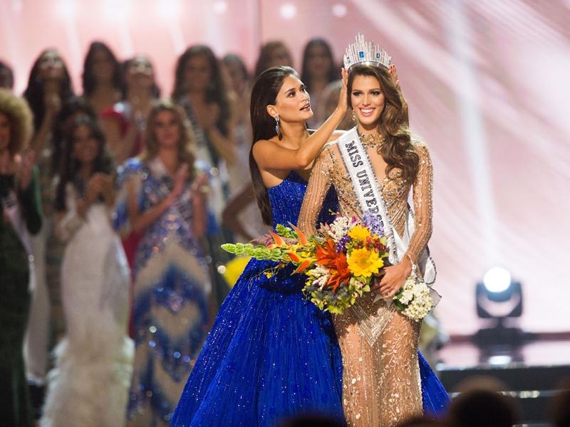 Kecantikan Tersembunyi Miss Universe.2