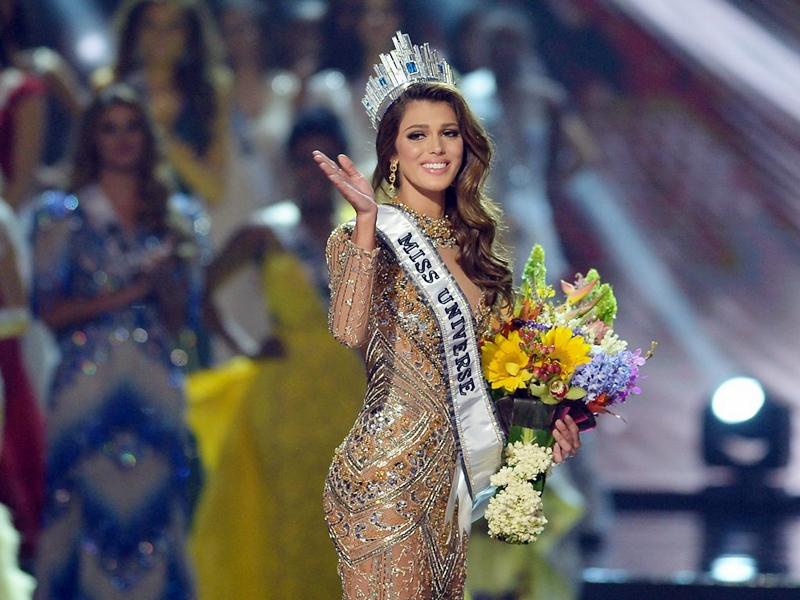 Kecantikan Tersembunyi Miss Universe
