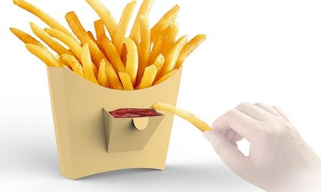 efek kemasan kertas untuk makanan dan minuman