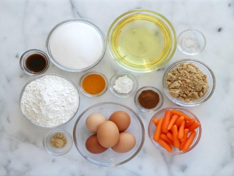 kue wortel menjadi makanan sehat