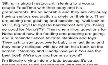 tips meninggalkan anak dengan kakek dan nenek.11