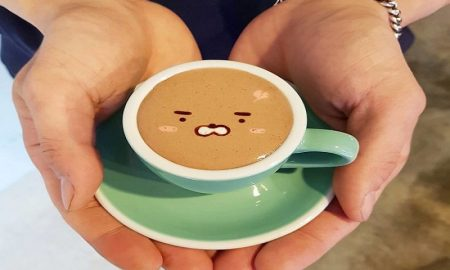 daftar nutrisi dalam kopi susu