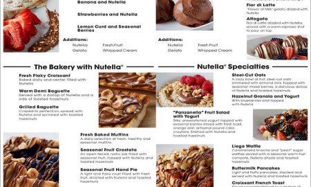 manfaat Nutella untuk kesehatan paling mengejutkan