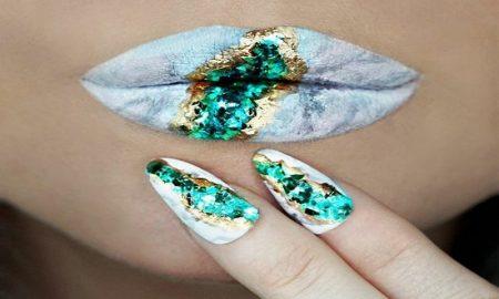 pertimbangan saat akan menggunakan lipstick berbagai warna