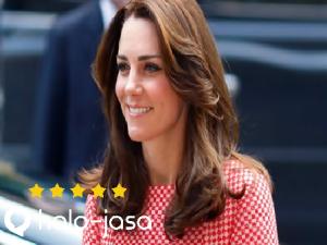 rambut cantik ala Kate Middleton