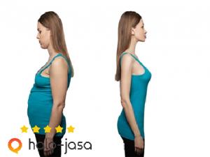 trik lemak hilang tanpa operasi