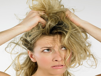 Jinakkan Rambut Kaku Selama Puasa2