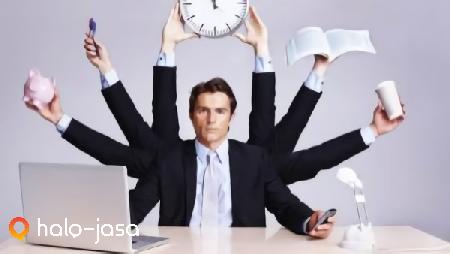 Karyawan berhenti bekerja bisa disebabkan