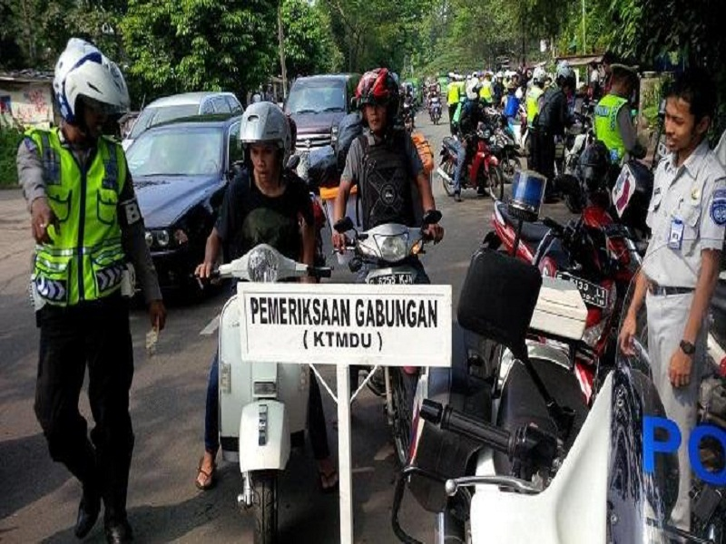 Razia petasan dilakukan polisi untuk menjaga keamanan