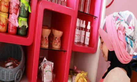 Salon untuk perempuan kini hadir