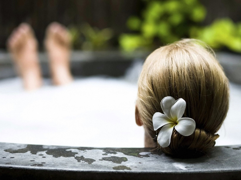 Tips Spa Di Rumah Sehabis Lebaran