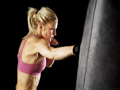 bukti tinju bisa membantu menurunkan berat badan