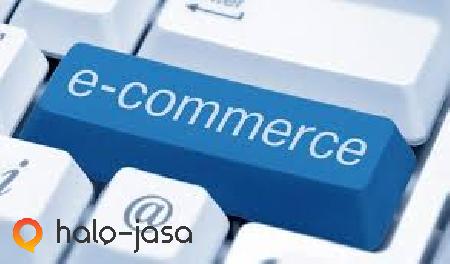 e commerce untuk mendapatkan konsumen