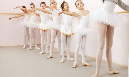 mendidik anak cantik sejak dini dengan balet