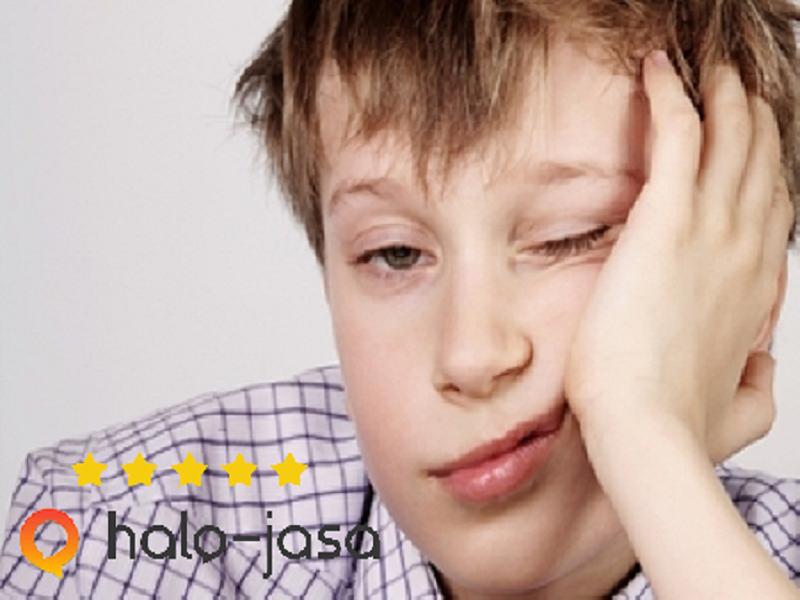 orang tua harus membiarkan anak merasa bosan