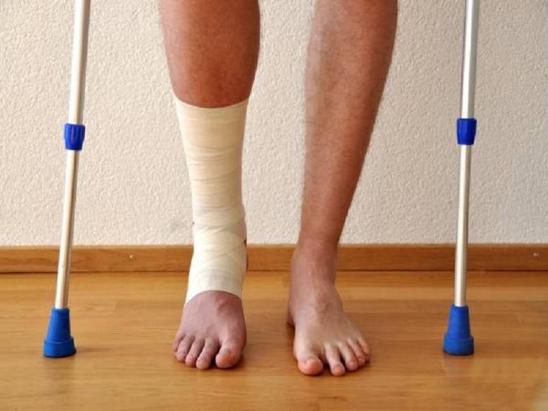 penyebab cedera sobekan ligamen saat olahraga