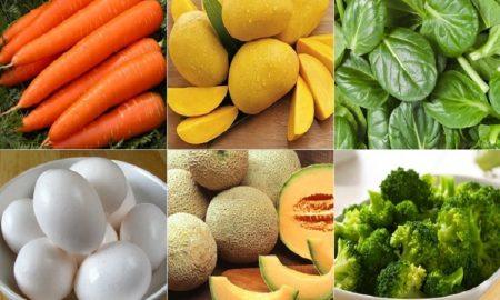 vitamin pokok untuk nutrisi diet yang sehat