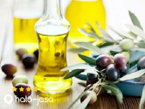 kelebihan minyak zaitun untuk kulit