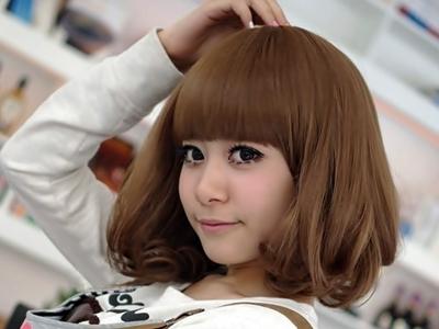 Tips Menata Rambut Pendek2