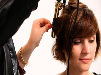 Tips Menata Rambut Pendek3
