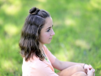 Tips Menata Rambut Pendek4
