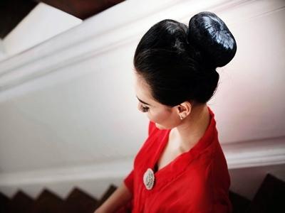 Tips Menata Rambut Untuk Kerja4