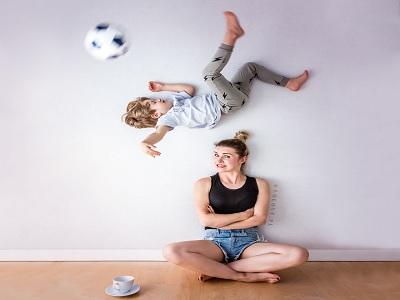 cara mendorong anak tetap aktif agar sehat