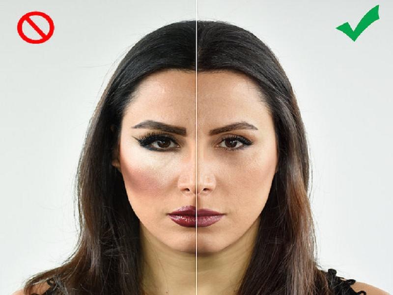 kesalahan yang bisa membuat wajah lebih tua