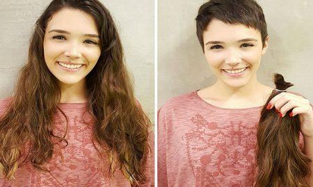 mengapa Anda harus memotong rambut super pendek