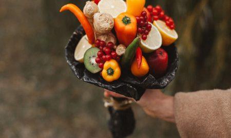 trik makan buah dan sayuran yang cukup