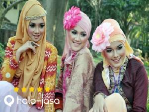 warna lipstik untuk kaum hijaber