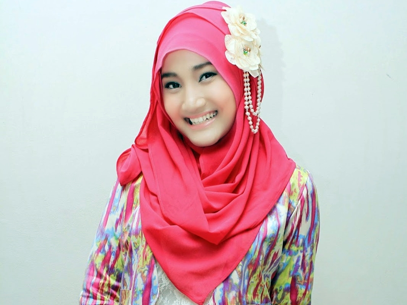 Fatin Shidqia Pilih Korean Makeup