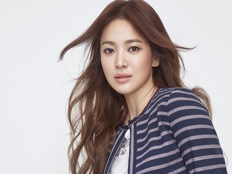 Jelang Pernikahan, Song Hye Kyo Ubah Rambut