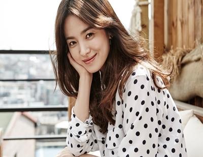 Jelang Pernikahan, Song Hye Kyo Ubah Rambut3