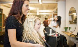 Mencontek Perawatan Rambut Salon Saat Idul Adha