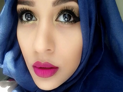 Warna Lipstik Untuk Kaum Hijaber5