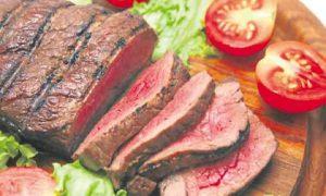 akibat jika terlalu banyak makan daging