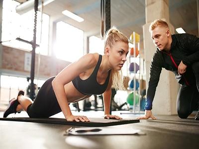 bukti olahraga bisa menurunkan berat badan