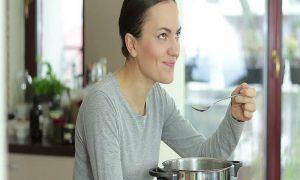 cara bisa cantik dan segar saat memasak