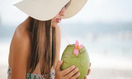 cara cantik hanya dengan air kelapa