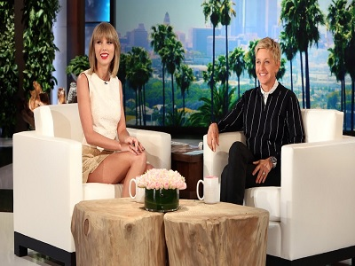 cara hidup sehat ala Taylor Swift