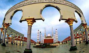 wisata religi di Jawa Barat sambut hari raya Qurban