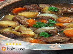 herbal yang bisa merubah sup daging kambing