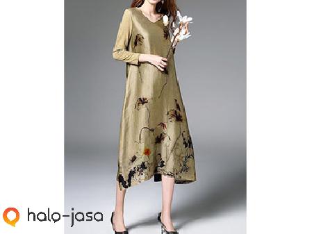 inspirasi model baju pesta yang trendy