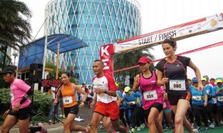 tips lomba lari untuk mendapatkan tubuh sehat