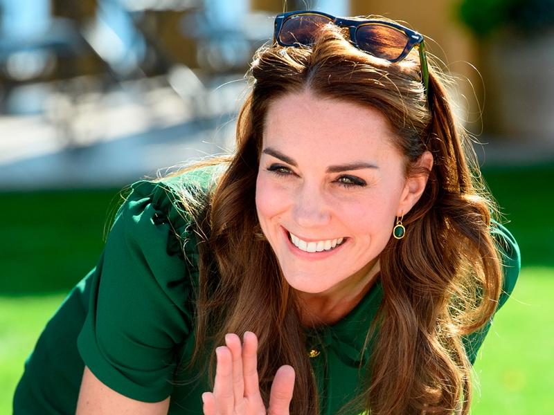 Astaga, Hamil Lagi Kate Middleton Terserang HG!